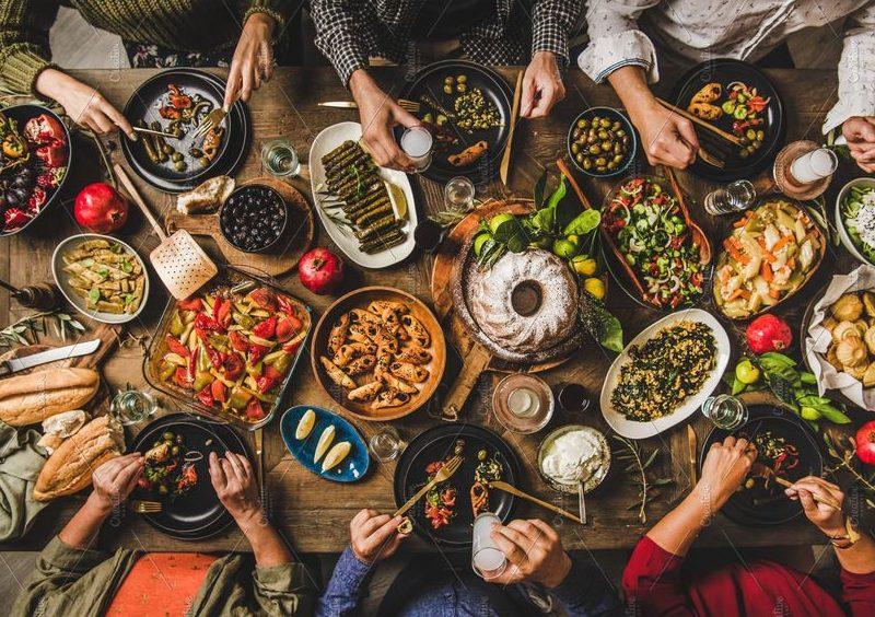 Los jóvenes apuestan por platos más saludables