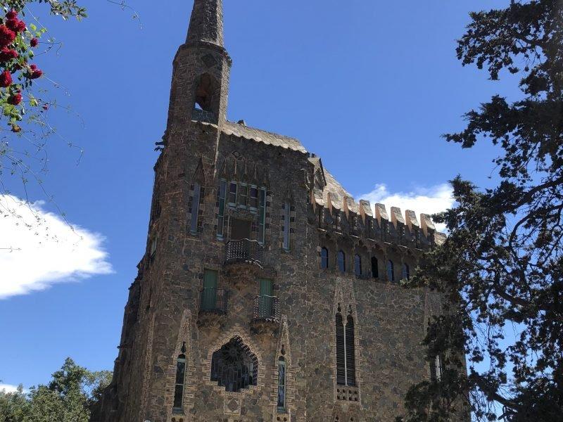 La bella vista de Gaudí